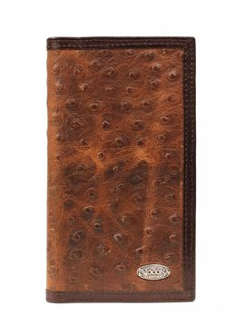 Nocona Belt Co. Men's Nocona Rodeo Wallet N5487602