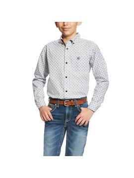 Ariat Boy's Ariat Burton Button Down Shirt 10020960