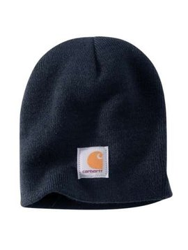 Carhartt Men's Carhartt Acrylic Knit Beanie Hat A205 OSFA