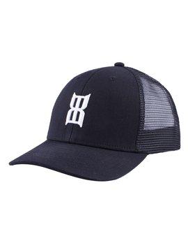 BEX Kid's Bex Black Steel Cap H0023BKKD