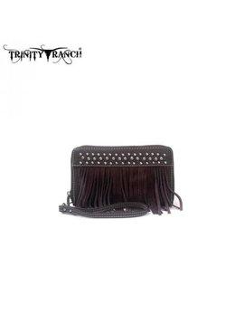 Trinity Ranch Trinity Ranch Fringe Wallet TR09-W003 CF