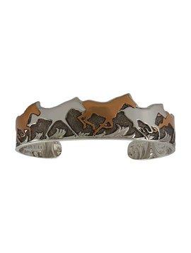 Montana Silversmiths Montana Silversmiths Bracelet BC60574VC
