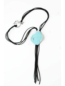 West & Co. West & Co. Necklace N1202BLK