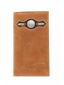 Nocona Belt Co. Men's Nocona Rodeo Wallet N5411444