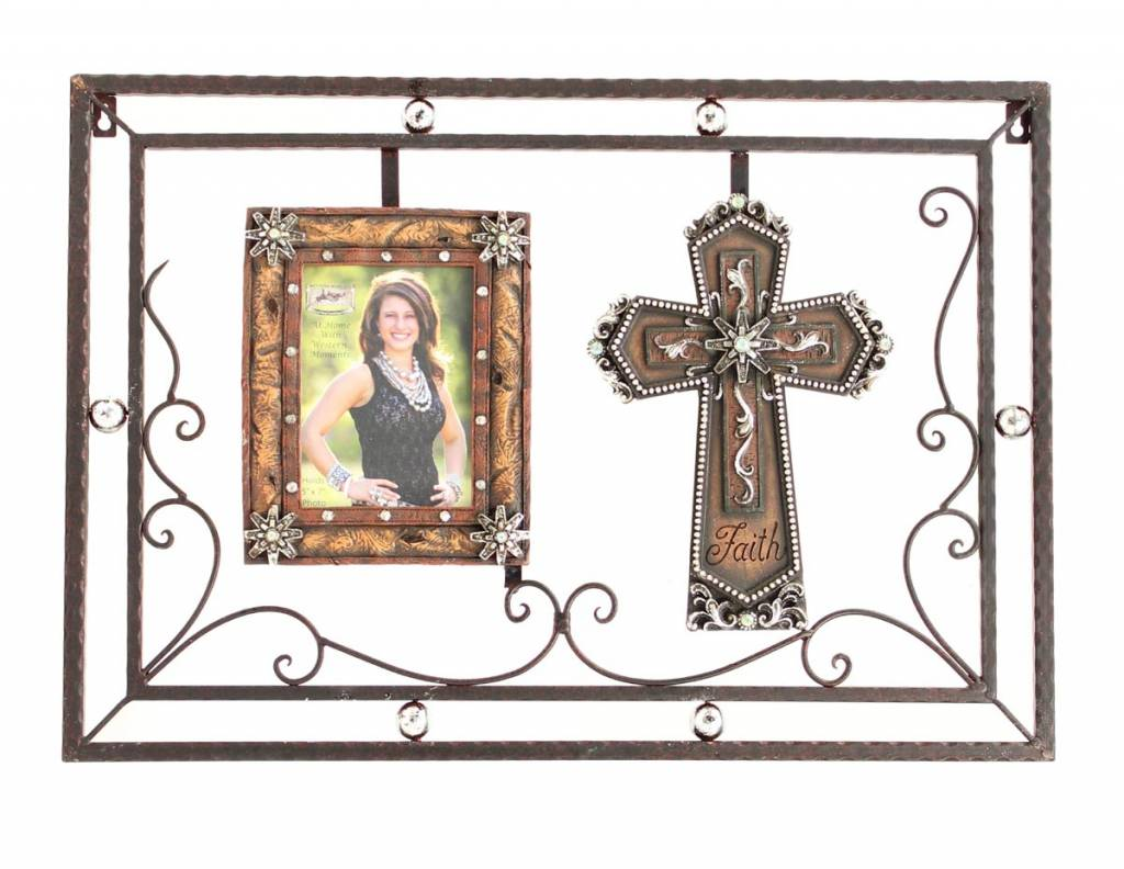 M&F Western Moments Picture Frame 94765 C5 - Corral Western Wear
