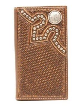 Nocona Belt Co. Men's Nocona Rodeo Wallet N5425044