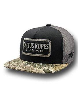 Hooey Men's Hooey Cactus Ropes Cap CR030