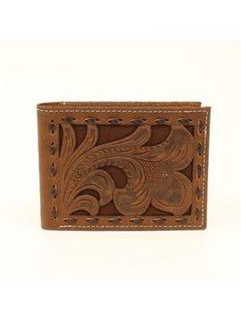 Nocona Belt Co. Men's Nocona Bi-Fold Wallet N5418447