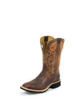 Tony Lama Men's Tony Lama Cowboy Crepe Western Boot 6567 C3 11.5 D
