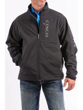 Cinch Men's Cinch Conceal Carry Bonded Jacket MWJ1043014 BLK