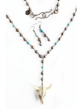 West & Co. West & Co. Necklace Set N1166