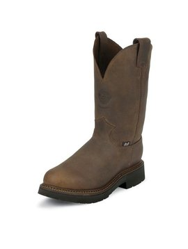 Justin Men's Justin Balusters Work Boot 4444