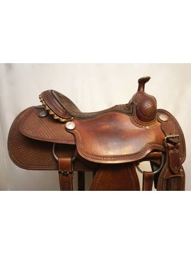 Billy Cook Billy Cook Team Roping Saddle