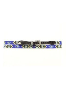 Double S M&F Hatband 0251201