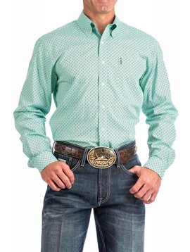 Cinch Men's Cinch Button Down Shirt MTW1343063