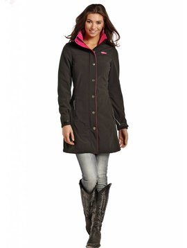 POWDER RIVER OUTFITTERS Women's Powder River Softshell Coat 52-8857