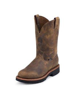 Justin Men's Justin Steel Toe Work Boot 4441