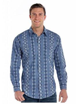 Panhandle Men's Rough Stock Snap Front Shirt R0S7606