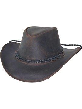 Bullhide Bullhide Hilltop Leather Hat 4071