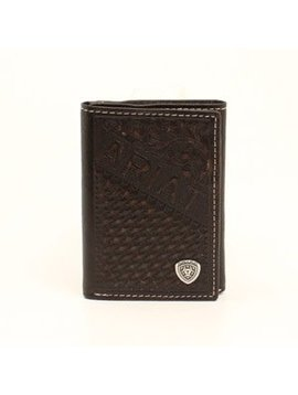 Ariat Men's Ariat Tri-Fold Wallet A3540408