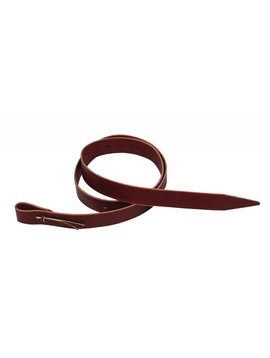 "Berlin Custom Leather LTD Saddle Tie Latigo 1-3/4"" x 7'"