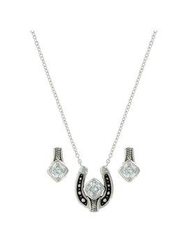 Montana Silversmiths Montana Silversmiths Jewelry Set JS4029
