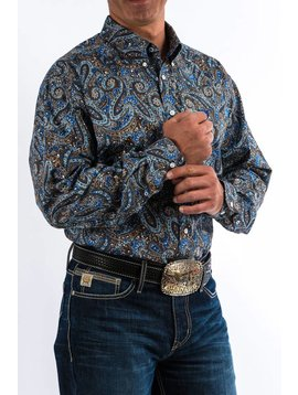 Cinch Men's Cinch Button Shirt MTW1104697