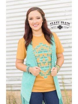 Crazy Train Women's Crazy Train The Monterrey T-Shirt G2