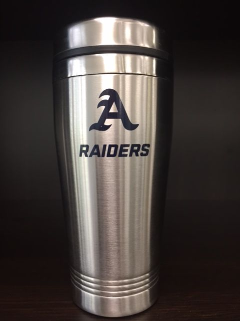 High Impact T-SHirts Travel Mug-16oz Stainless