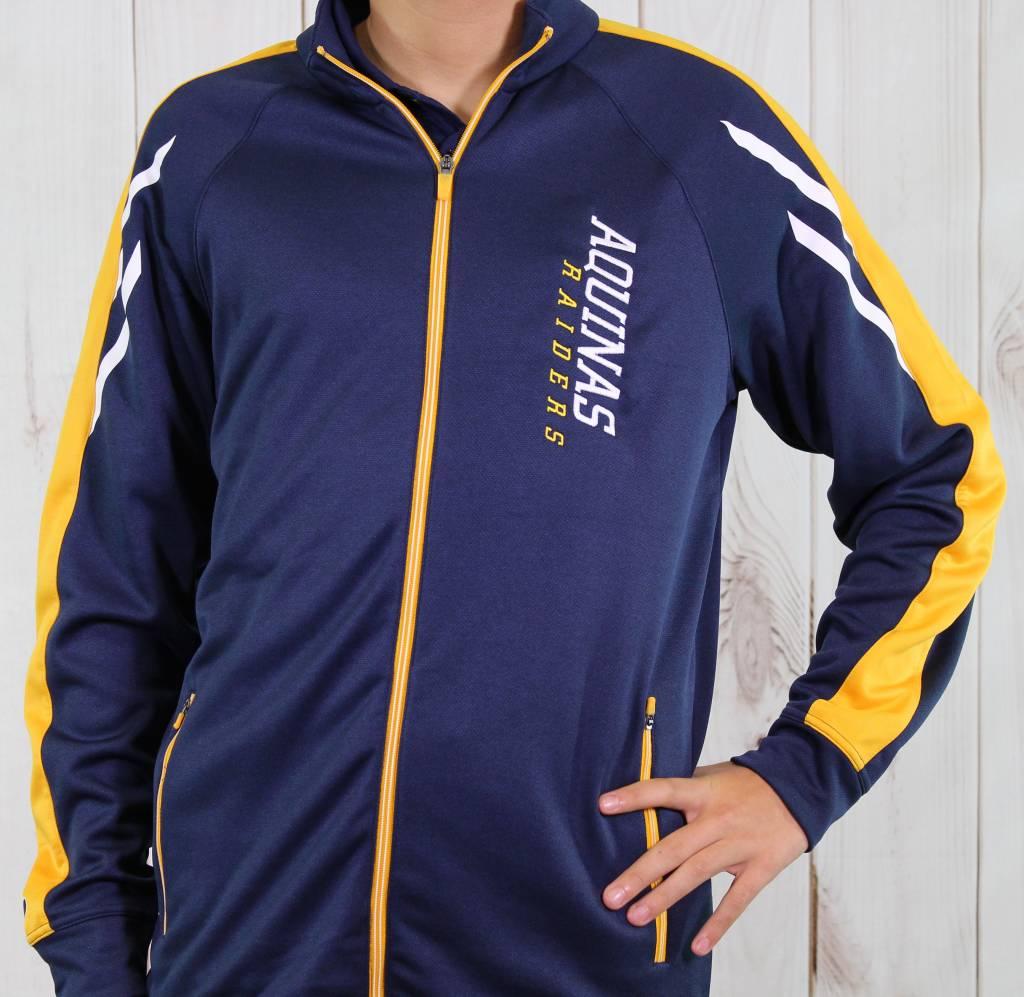Catchy Grafixs Men's-Holloway Jacket-(Vertical Aquinas)