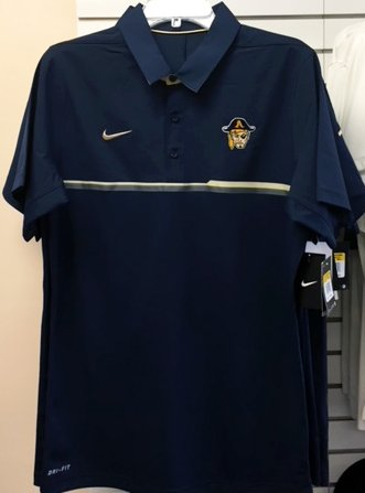 Men's Nike Dry Fit Polo Navy
