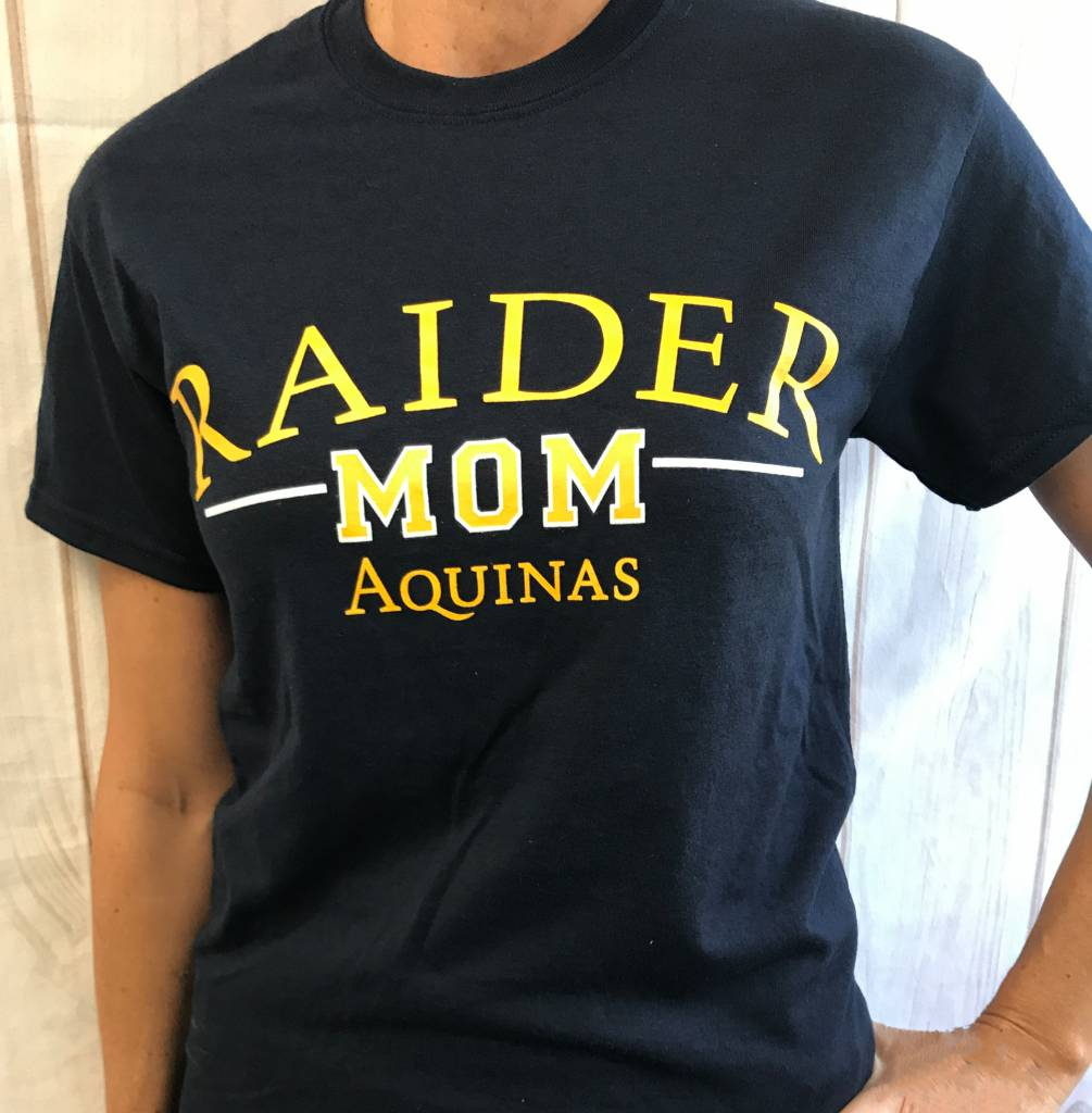 High Impact T-SHirts Raider Mom Shirt