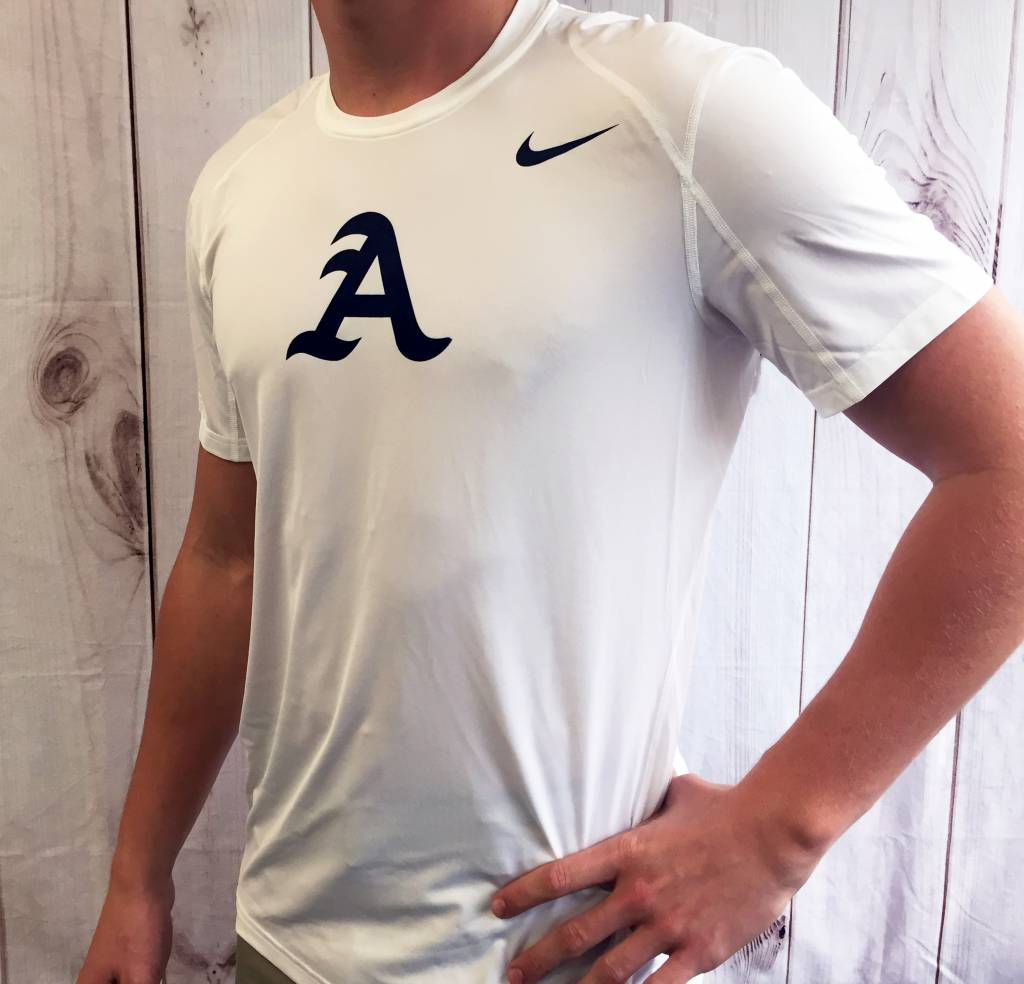 Nike Pro Cool Fitted T-Shirt(M21373)