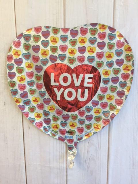 Balloon - Center of My Heart