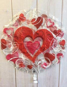 Balloon - Bubble Hearts