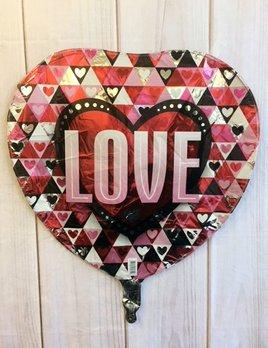 Balloon - Art Deco Love