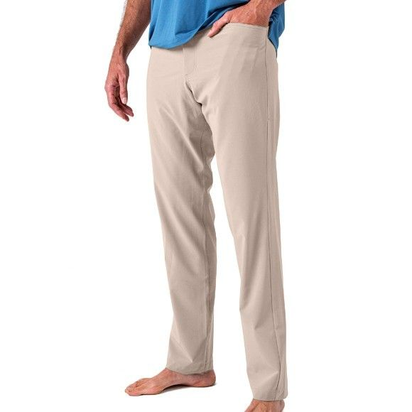 Free Fly Men's Bamboo-Lined Hybrid Pants