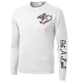 5Limit Fishing Tournament Performance Shirt w/ small logo