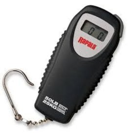 50Lb Rapala Mini Digital Scale
