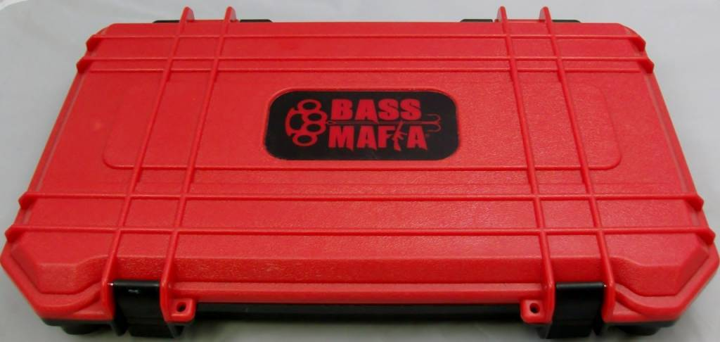 Bass Mafia Bait Coffin 3700