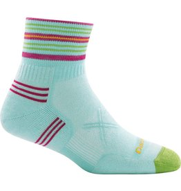 Darn Tough Socks Coolmax 1/4 U.L. Cushion Aqua MD