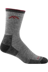 Darn Tough Socks Hiker Micro Crew Sock Cushion Charcoal Large