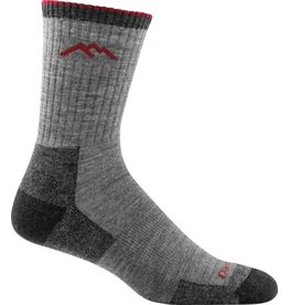 Darn Tough Socks Hiker Micro Crew Sock Cushion Charcoal Medium