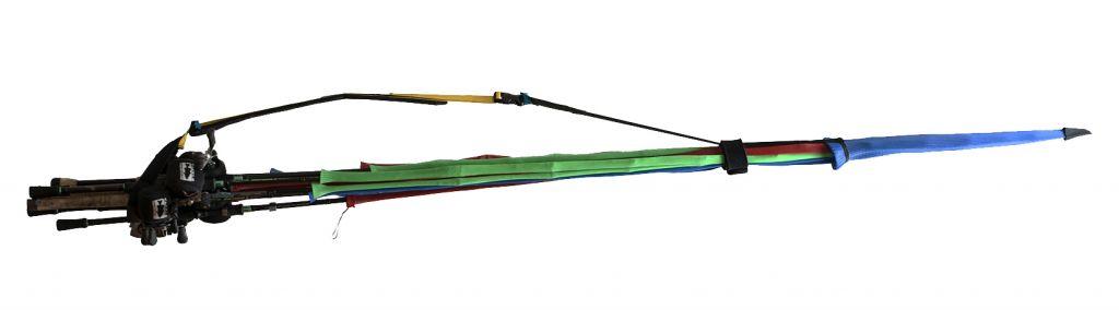Cal Coast Fishing Rod Mule