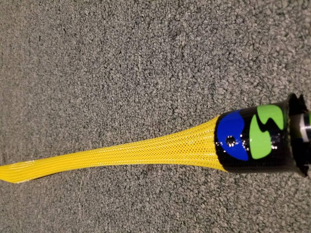 TRC Covers Custom Baitcasting rod cover