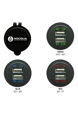 Nocqua USB Power Adaptor - Dual Port