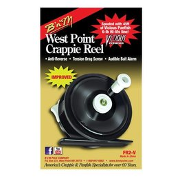 B&M West Point Crappie Reel