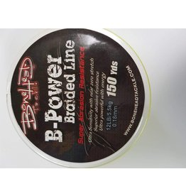 BoneHead Tackle B-power Braided Line