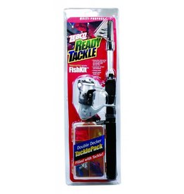 Ready Tackle™ Multi-use Spinning Combo