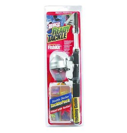 Ready Tackle® Spincast Combo with Tackle